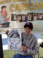 Corporate Caricature Artists Sutton Coldfield